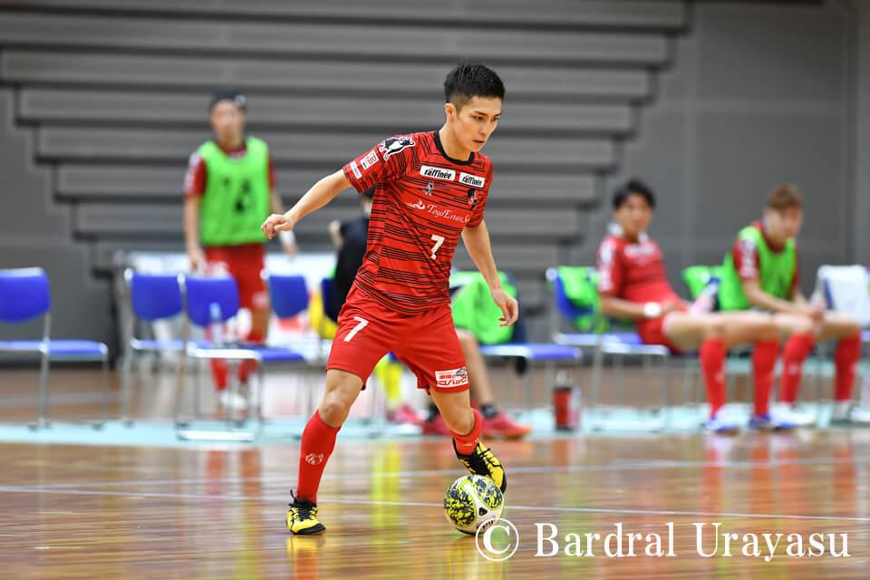 Fリーグ2020-2021 第1節 立川・府中アスレティックFC戦 ハイライト