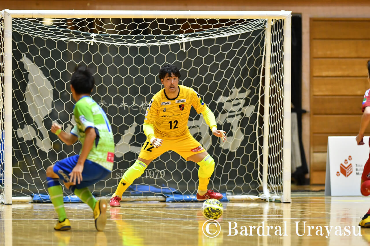 Fリーグ2020-2021シーズン 第7節 湘南ベルマーレ戦 ハイライト
