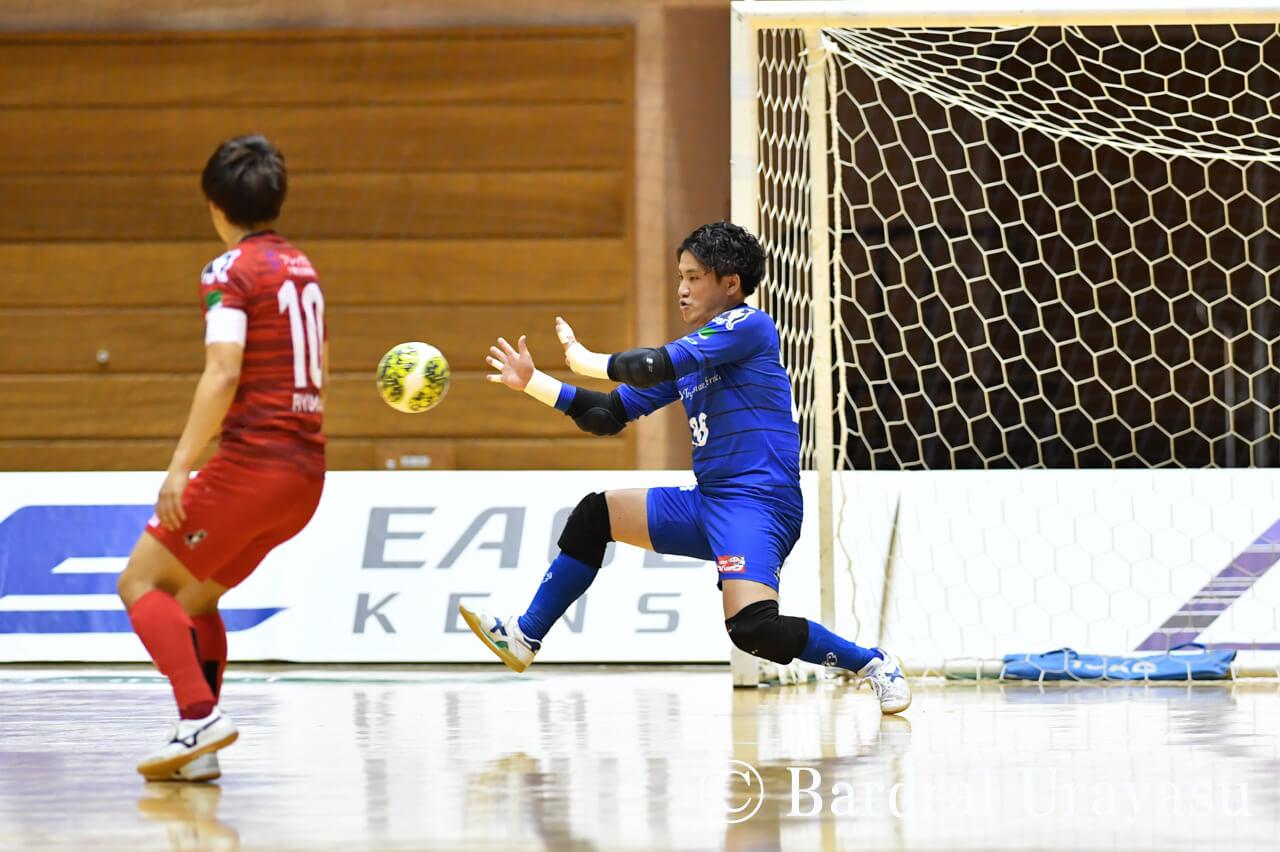 Fリーグ2020-2021シーズン ペスカドーラ町田戦ハイライト